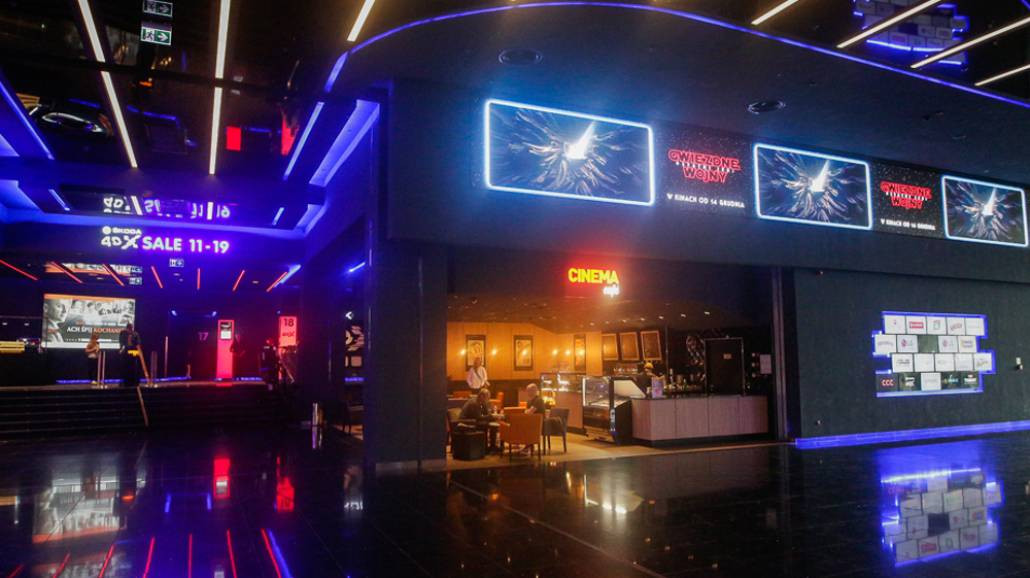 Cinema City Wroclavia