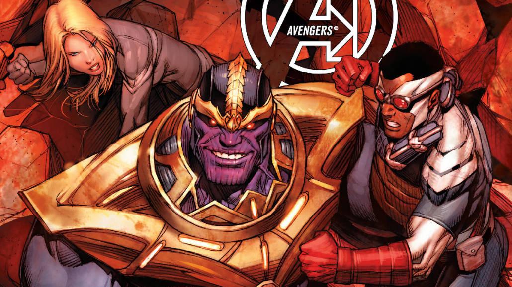 Marvel Now. Avengers - Czas się kończy