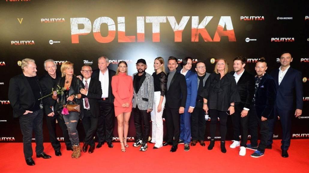 Polityka - premiera filmu