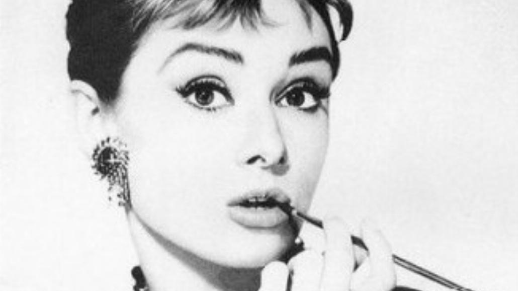 Audrey Hepburn w kinie Iluzjon