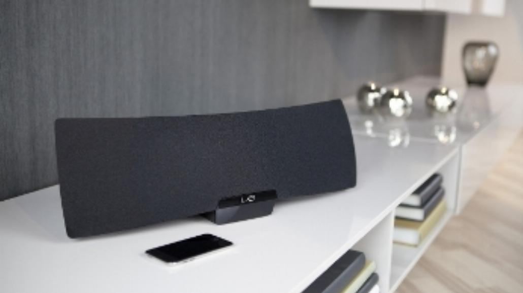 Głośniki dla posiadaczy iPodów, iPadów i iPhone`ów