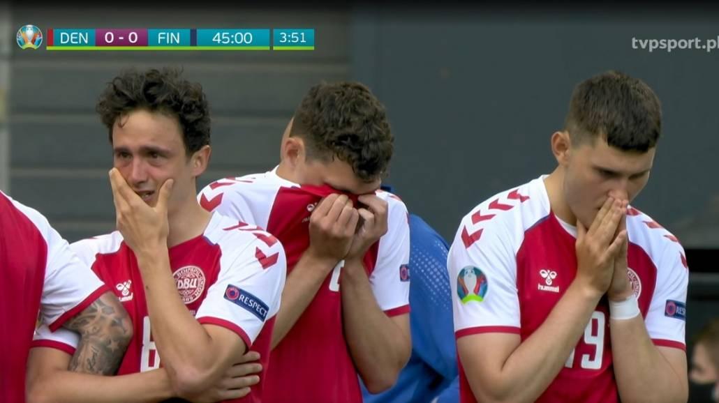Dania Finlandia Euro 2020