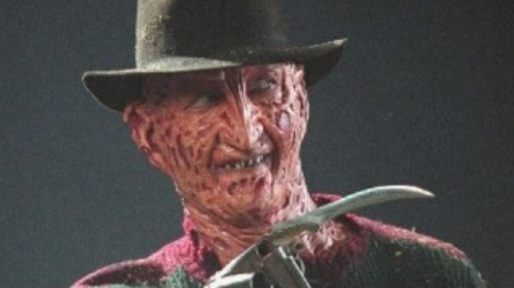"Freddy Krueger w ""Supernatural"""