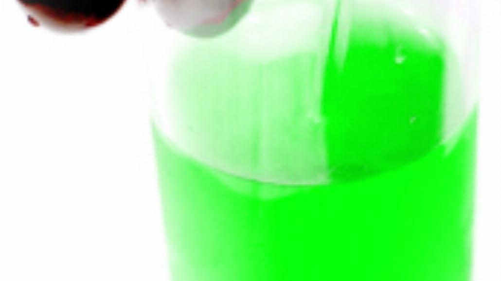 Zielony nektar