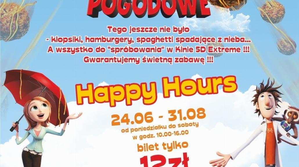 """""""Happy Hours"""" w Kinie 5D Extreme"""