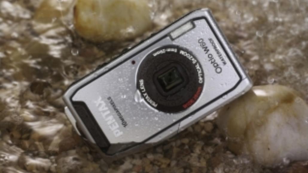Zrób zdjęcia pod wodą!