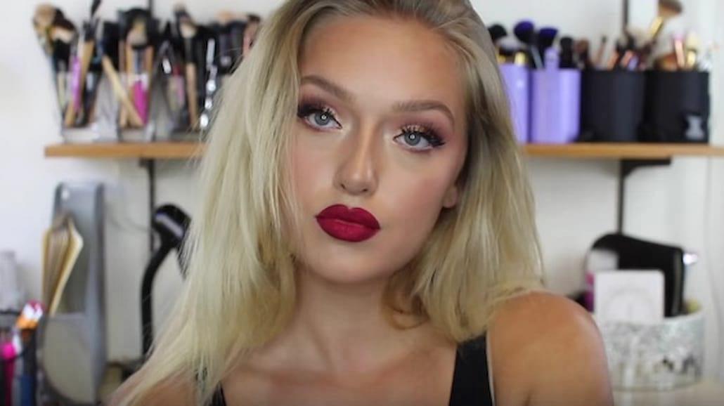 Jesienny makijaż - zobacz, jak go wykonać! [WIDEO]