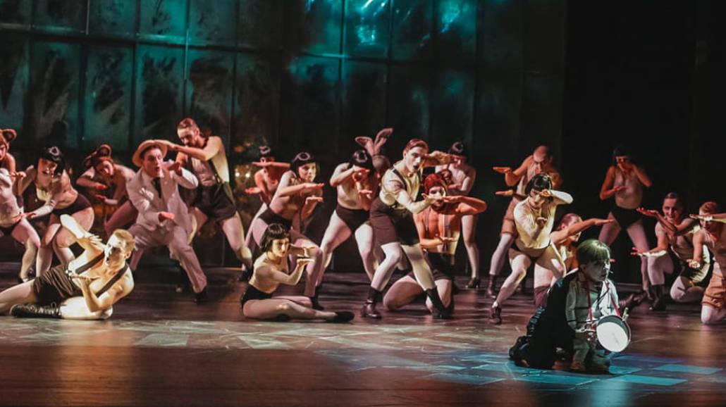 Blaszany bębenek - spektakl Capitol
