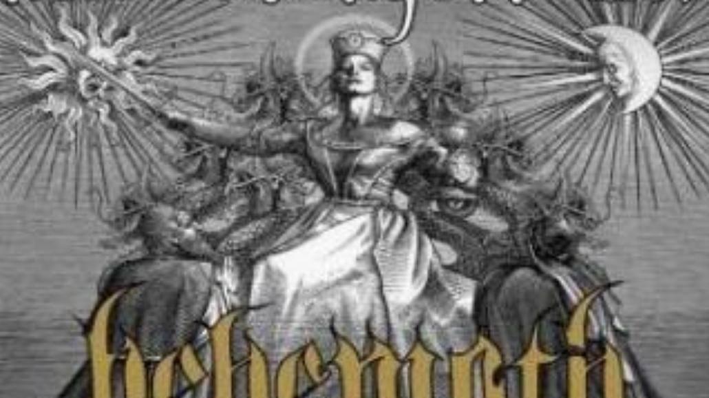 Odrażająca jak...Dziś Behemoth w WZ