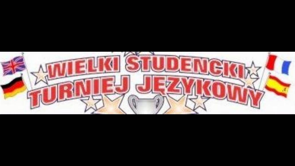 Wielki studencki turniej językowy