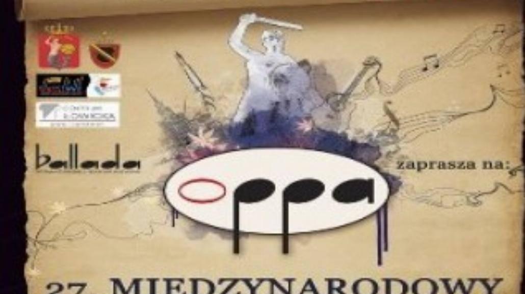 Wystąp na Festiwalu Bardów