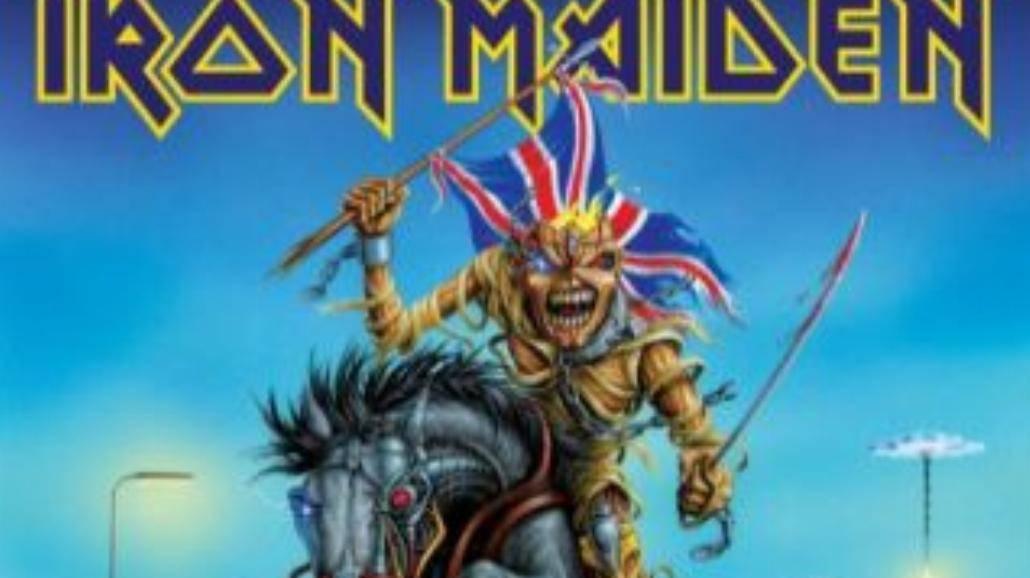 Iron Maiden zagrają w Poznaniu!
