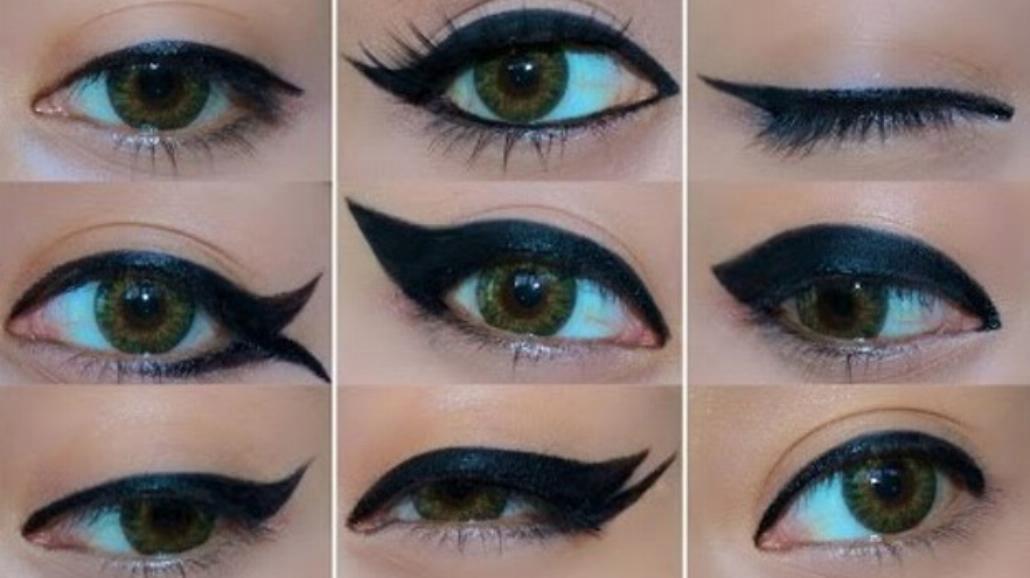 Eyeliner na 9 sposobów, czyli zobacz, jak się pomalować na różne okazje