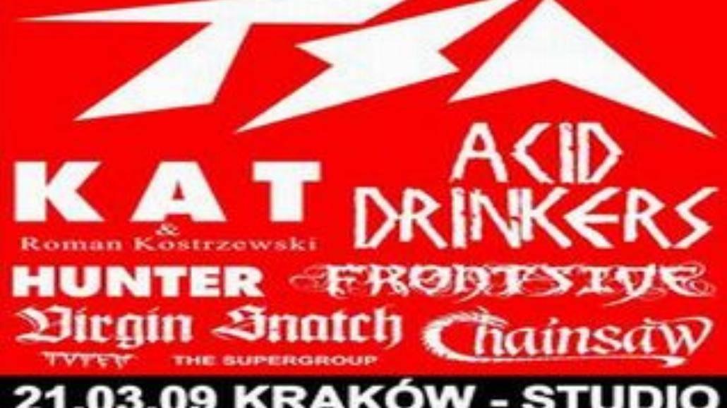 Jutro gra Rock Metal Fest 2009!
