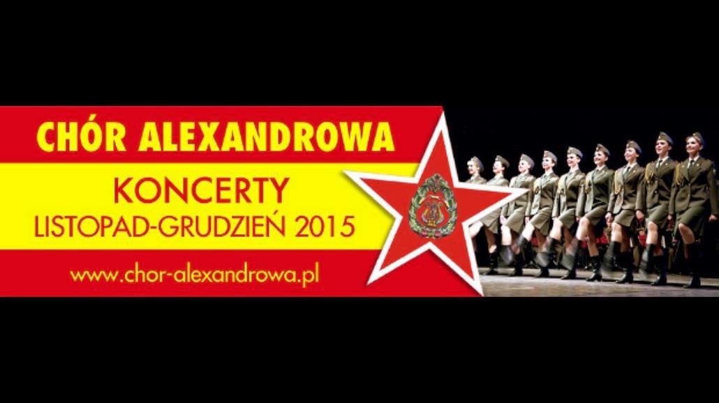 Chór Alexandrowa - nadchodzi największe rosyjskie wydarzenie muzyczne w Polsce
