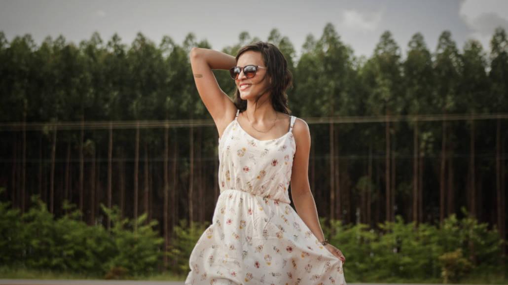 sukienki na upalne dni