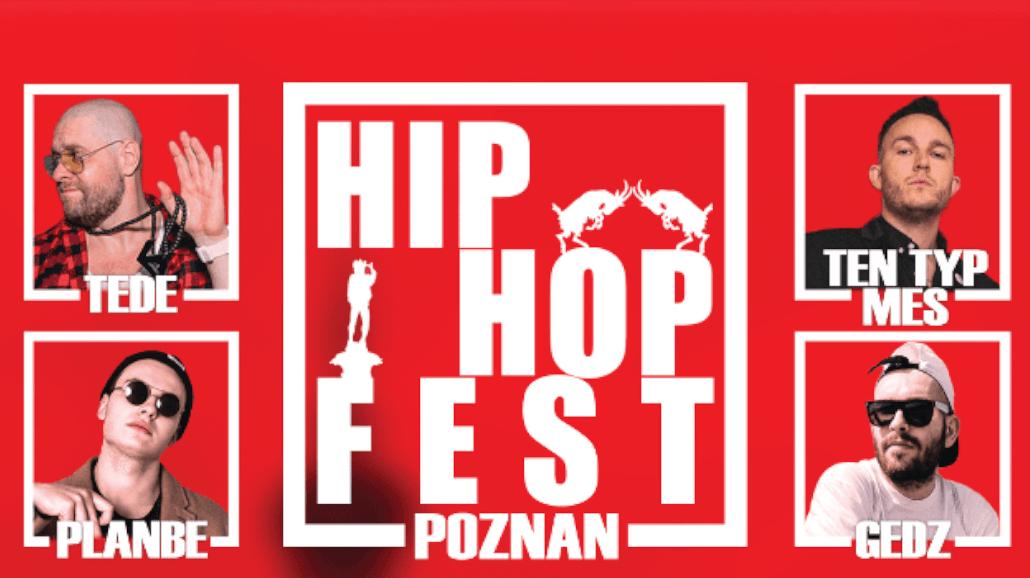 Hip Hop Festival Poznań 2017