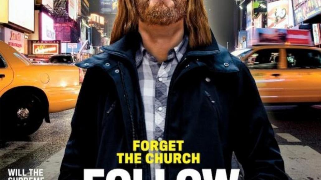 """Hipsterski Jezus na okładce """"Newsweeka"""""""
