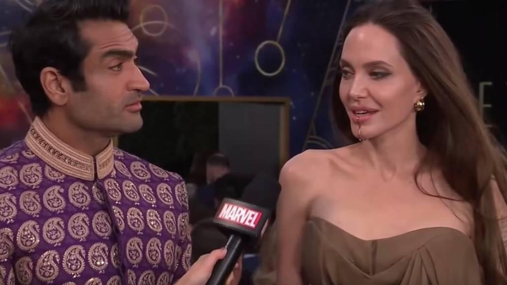 Angelina Jolie, Kumail Nanjiani