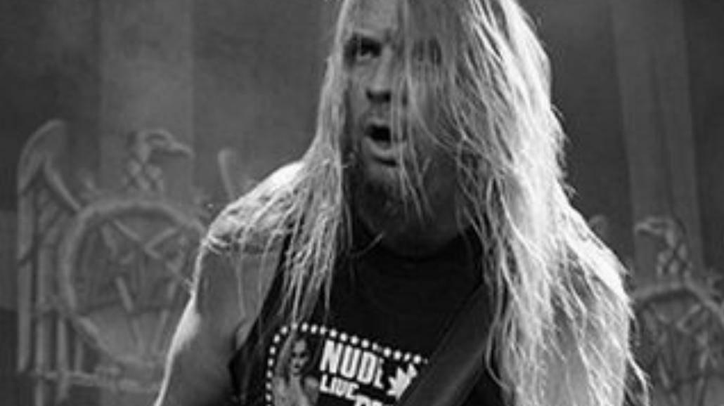 Zmarł gitarzysta Slayera