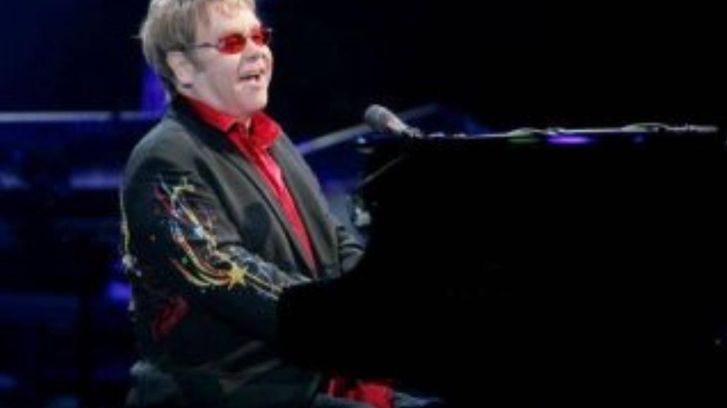 Spotkaj się z Eltonem Johnem!