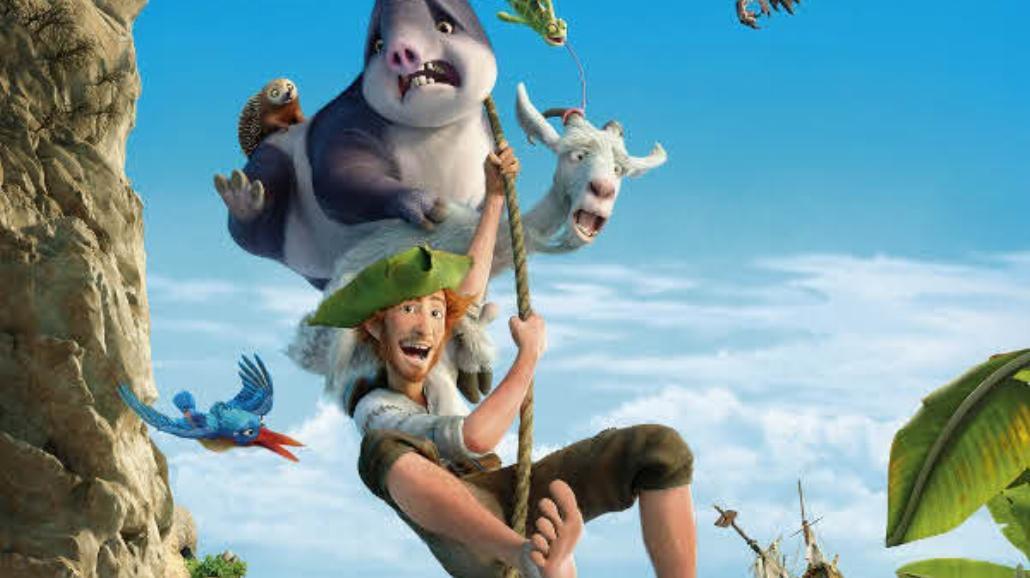 """Klasyka z punktu widzenia zwierząt. Oto animowany """"Robinson Crusoe"""" [WIDEO]"""