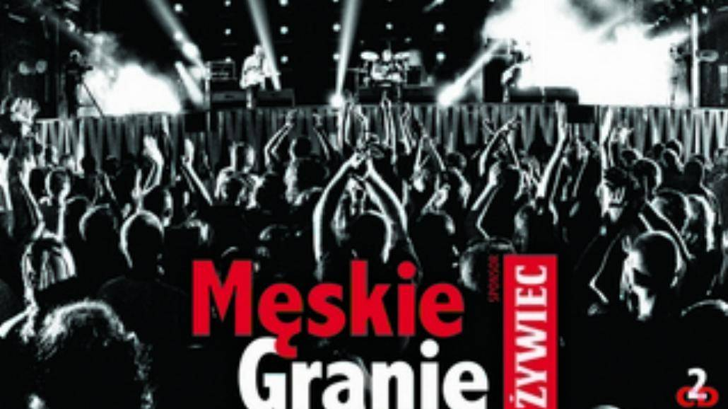 Płyta Męskie Granie 2012 już w sklepach!