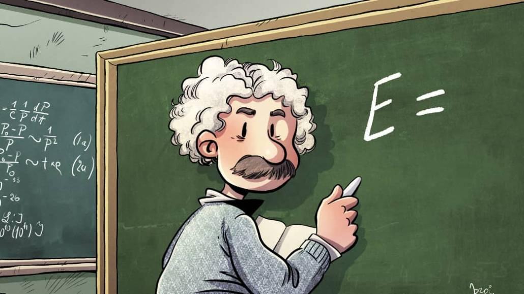 Najwybitniejsi Naukowcy. Einstein. Przeskok kwantowy