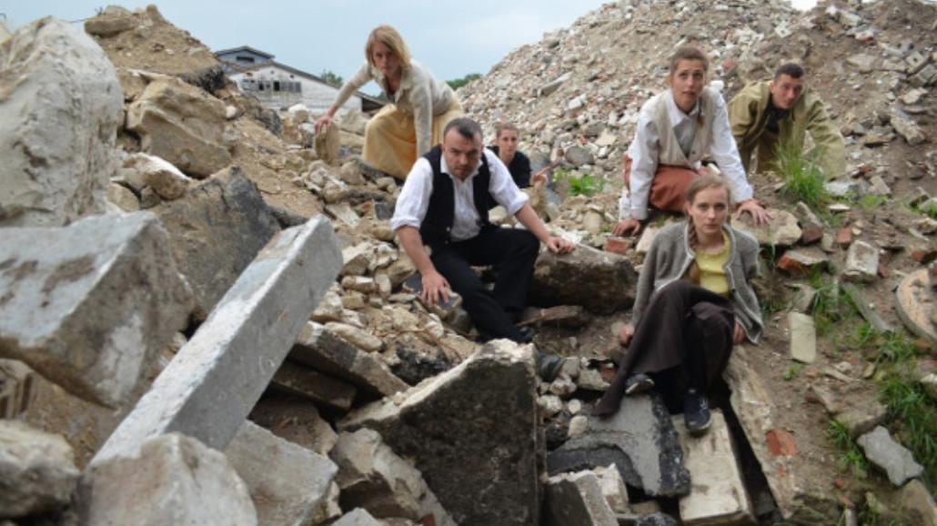 UCIECZKA-FLUCHT - Teatr dokumentalny w podróży z Polski do Niemiec