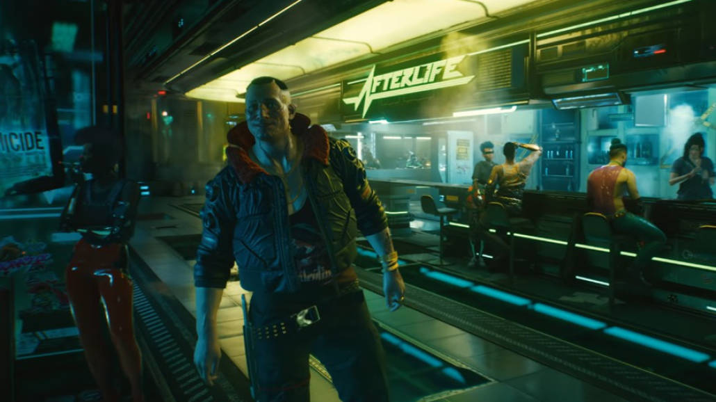 Cyberpunk 2077 - Night City Wire 2