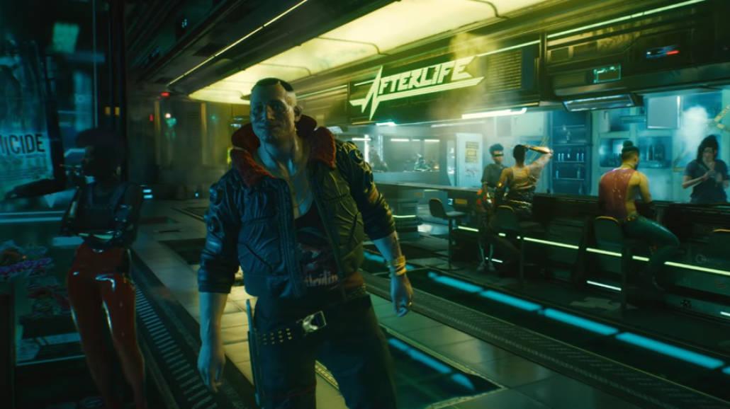 Cyberpunk 2077: za nami nowa prezentacja gry [WIDEO]