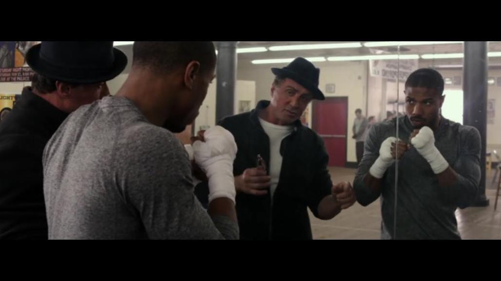 """Rocky trenuje syna Apollo w nowym zwiastunie """"Creed"""" [WIDEO]"""