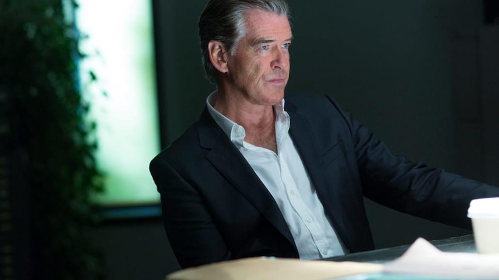 Pierce Brosnan odbierze nagrodę w Europejskiej Stolicy Kultury!