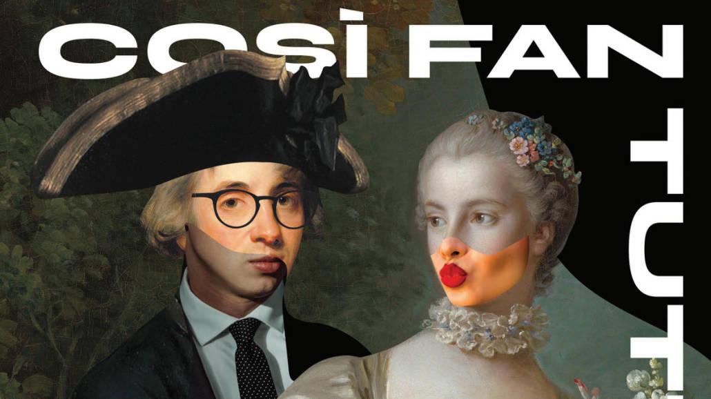 Cosi fan tutte - Opera Wrocławska