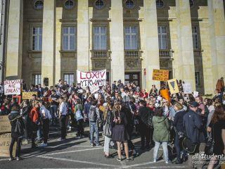 Apel wrocławskich licealistów do rządu i strajkujących - Strajk nauczycieli, opinie, LO 3 Wrocław, uczniowie