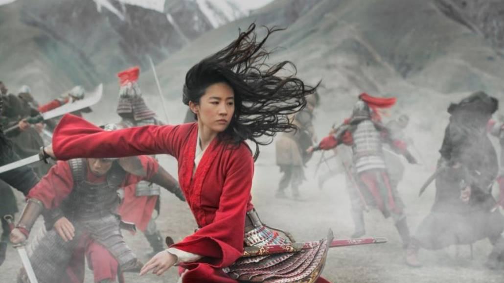 Mulan DVD Blu-ray