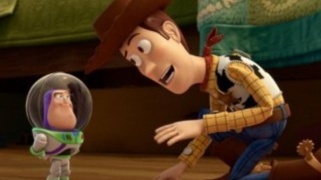 Krótkometrażowe Toy Story w kinach przed Muppetami