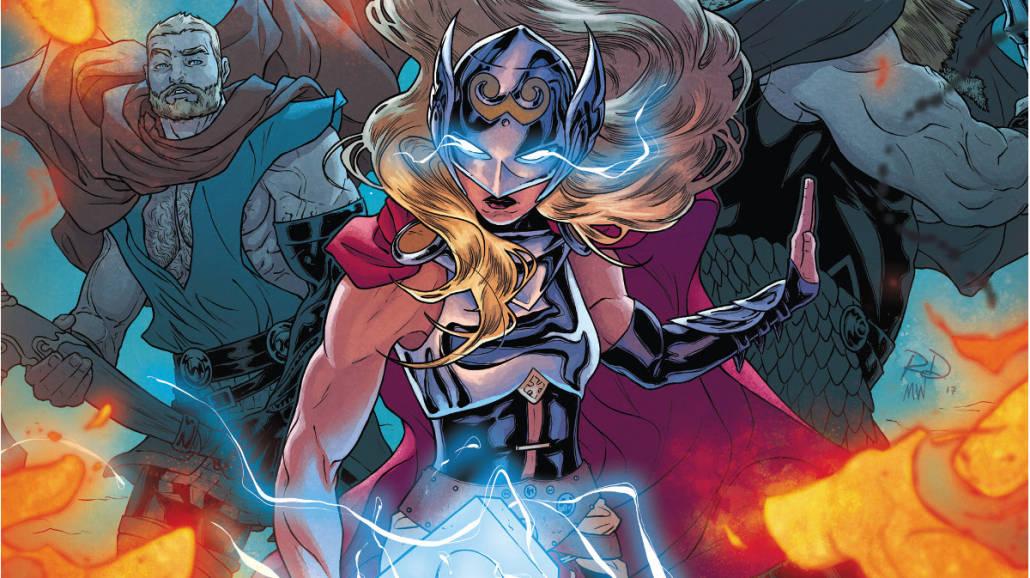 Marvel Now 2.0. PotęÅźna Thor - Thor Wojny