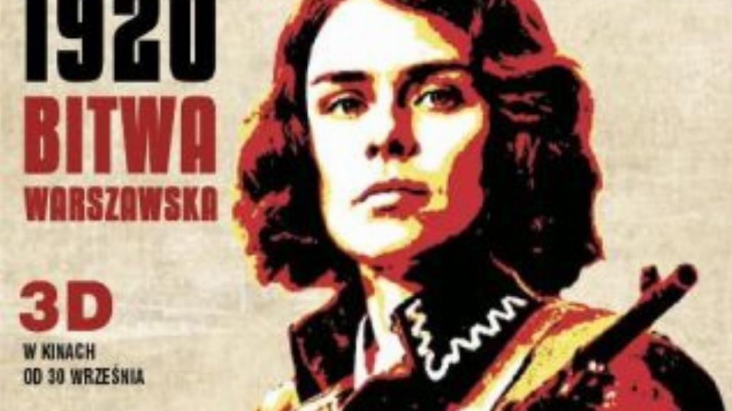 Plakaty do 1920 Bitwa Warszawska od A. Pągowskiego