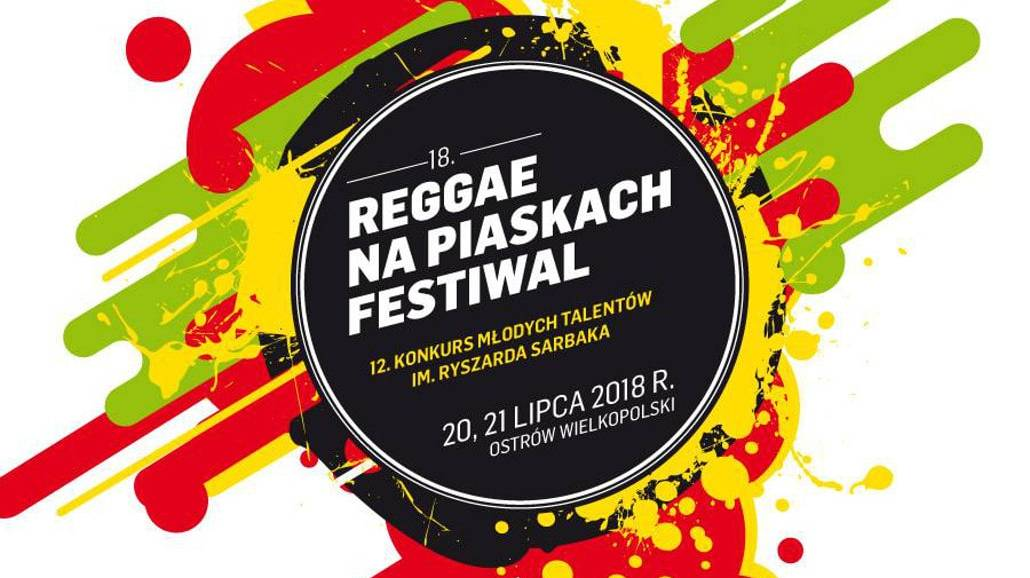 Plakat festiwalu