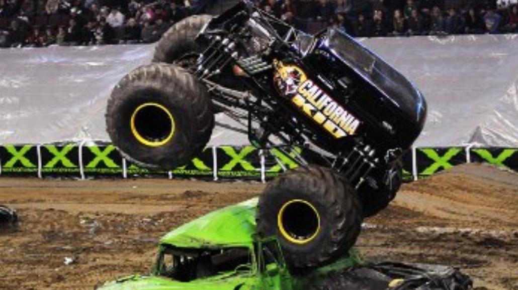 Monster Trucki ponownie w Polsce!