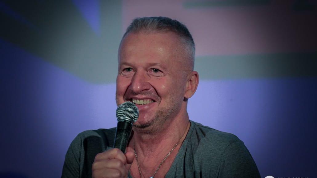 Bogusław Linda na Festiwalu Dwa Brzegi 2016 [FOTO]