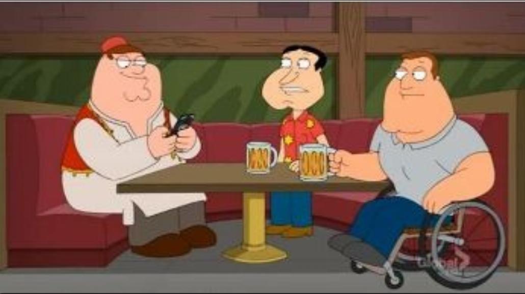 Twórcy Family Guy przewidzieli zamach w Bostonie?