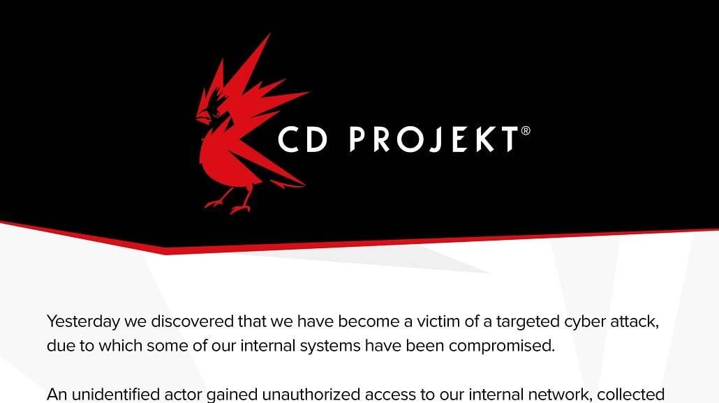 Atak hakerski na CDP