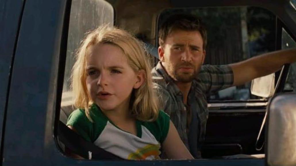 Chris Evans powraca na ekrany kin w poruszającym dramacie! [WIDEO]