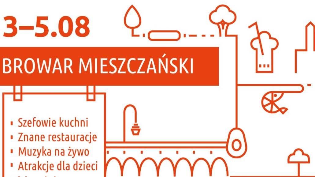 IV edycja Gastro Miasto we WrocÅ'awiu - zobaczcie szczegÃłÅ'y!