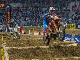 Najlepsi zawodnicy SuperEnduro zawitają do Krakowa - motokross, Mistrzostwa Świata, 2018, Billy Bolt