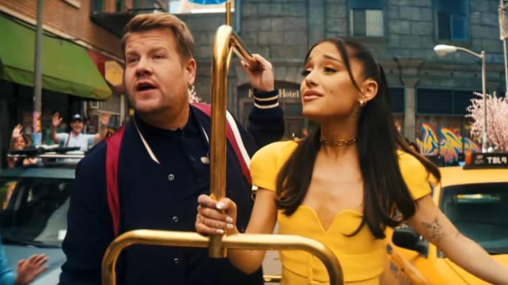 No Lockdowns Anymore Ariana Grande