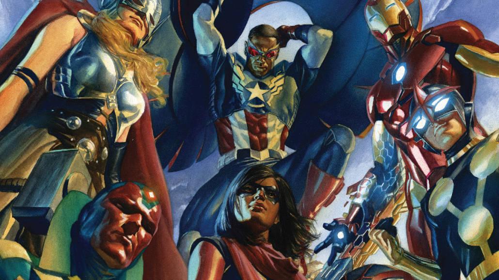 Siedmiu wspaniałych - komiks