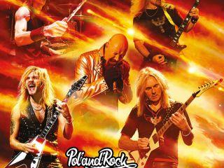 Judas Priest gwiazdą 24. Pol'and'Rock Festival - festiwal 2018, letnie festiwale 2018, koncerty, gwiazda, heavy metal, Kostrzyn nad Odrą